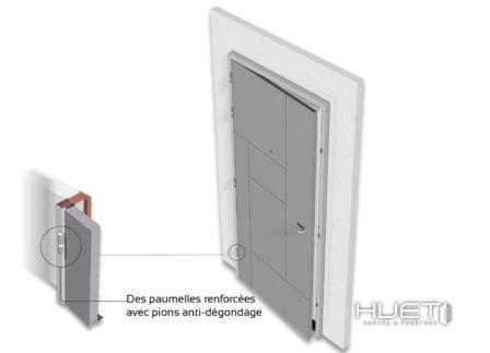 Portes palières ambiance 1
