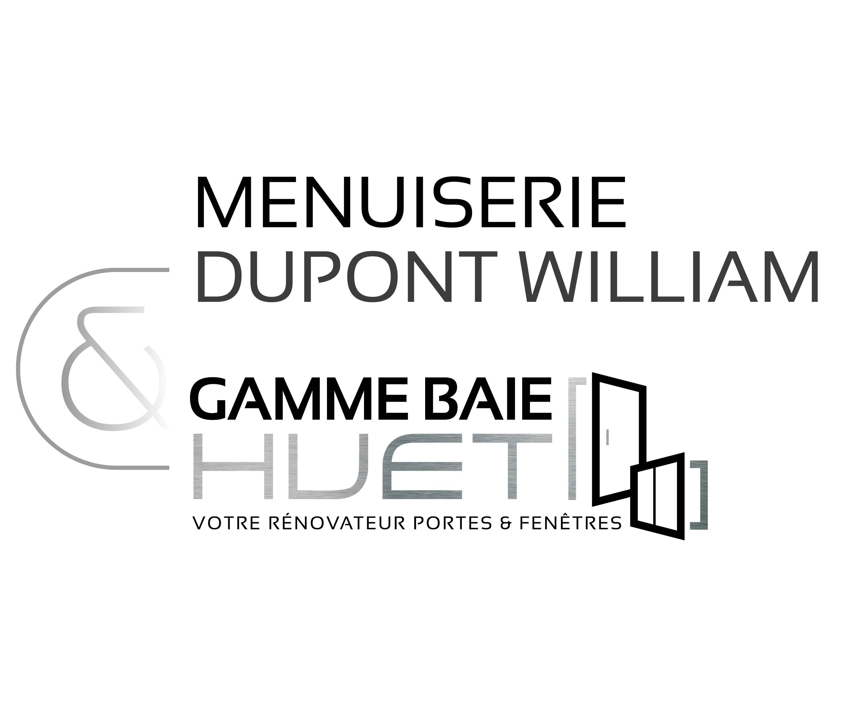 Menuiserie Dupont William Chateaubriant Logo