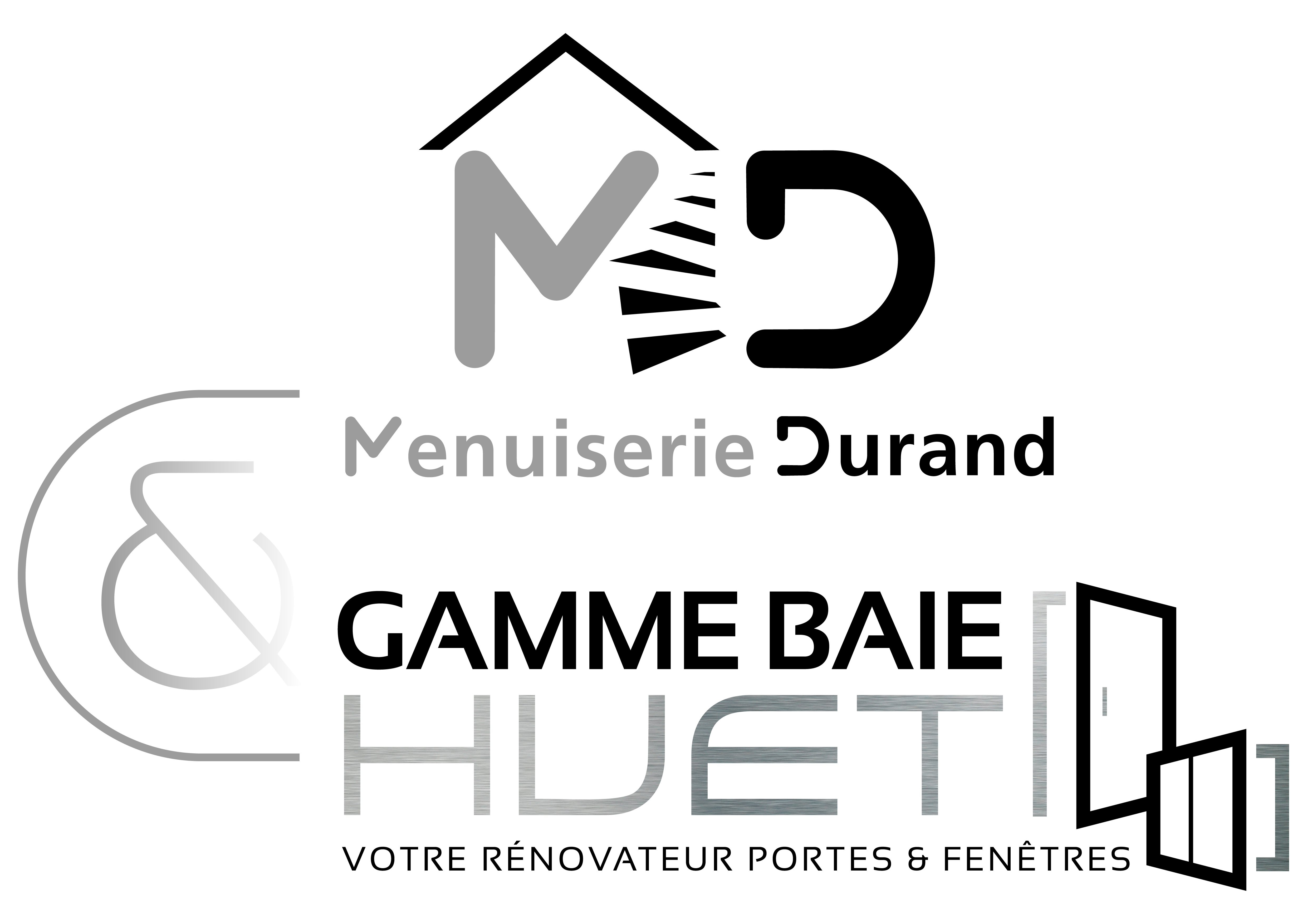 Logo_GBH_Durand_Menuiserie 2021_Fond blanc carré