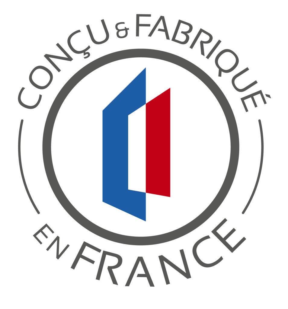 Qualité Conçu et fabriqué en France