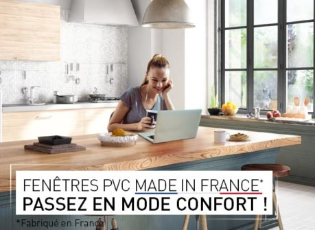 Fenêtres PVC Made in France