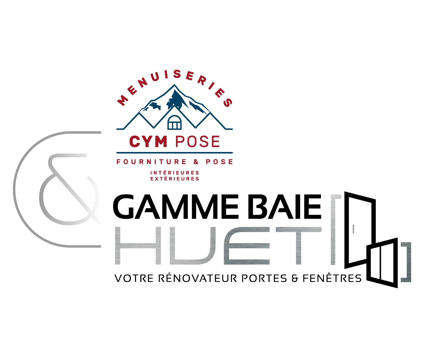 Logo Cym Pose Gamme Baie-Huet